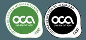 IMF posee el certificado ISO 9001 e ISO 14001