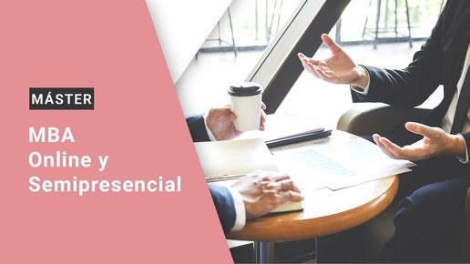 Máster en Dirección y Administración de Empresas (MBA)