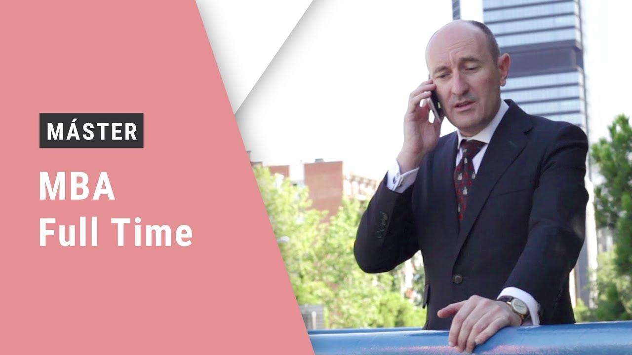 ¿Por qué estudiar un MBA Fulltime en Madrid?