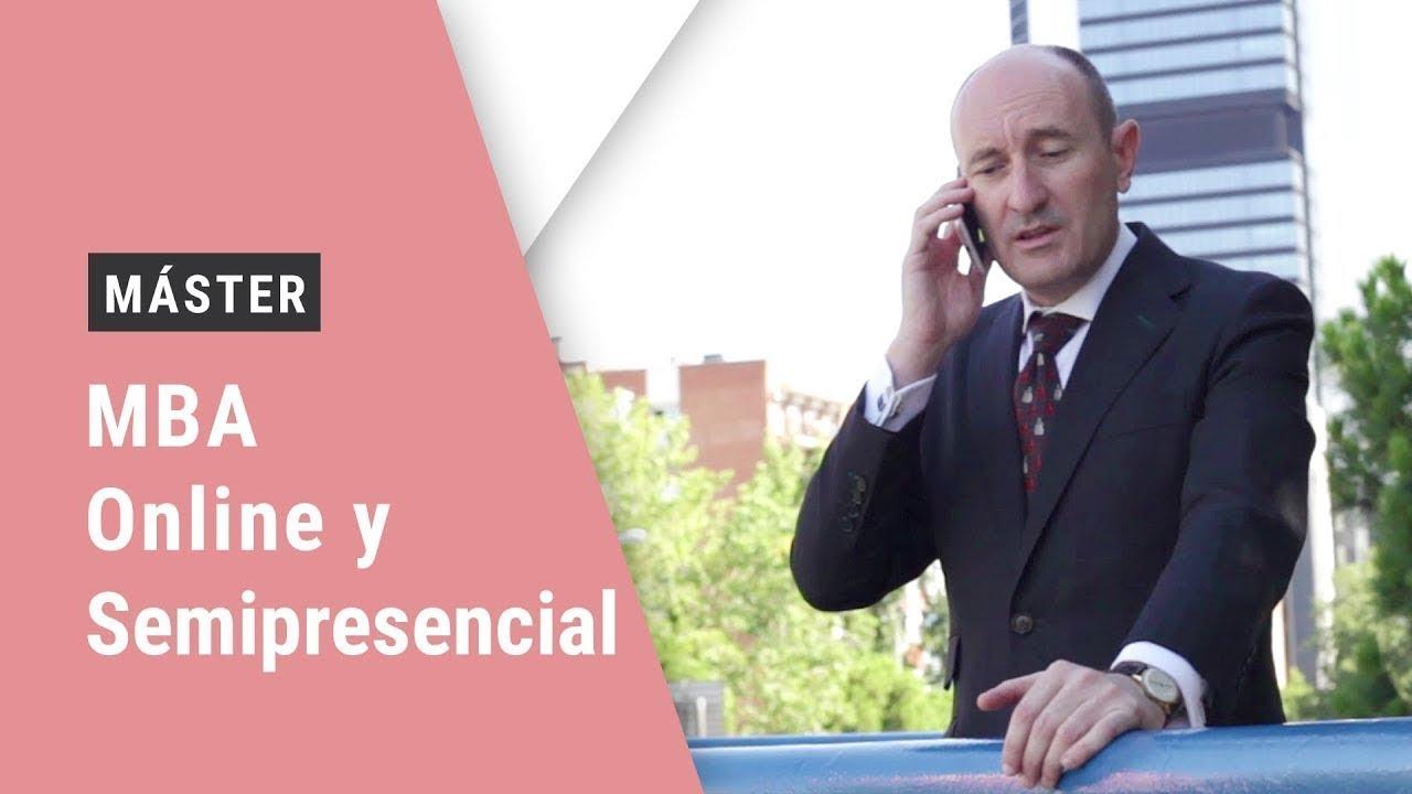 ¿Por qué estudiar un MBA Online o Semipresencial en Madrid?
