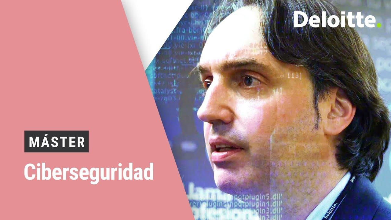 Master en Ciberseguridad - IMF y Deloitte