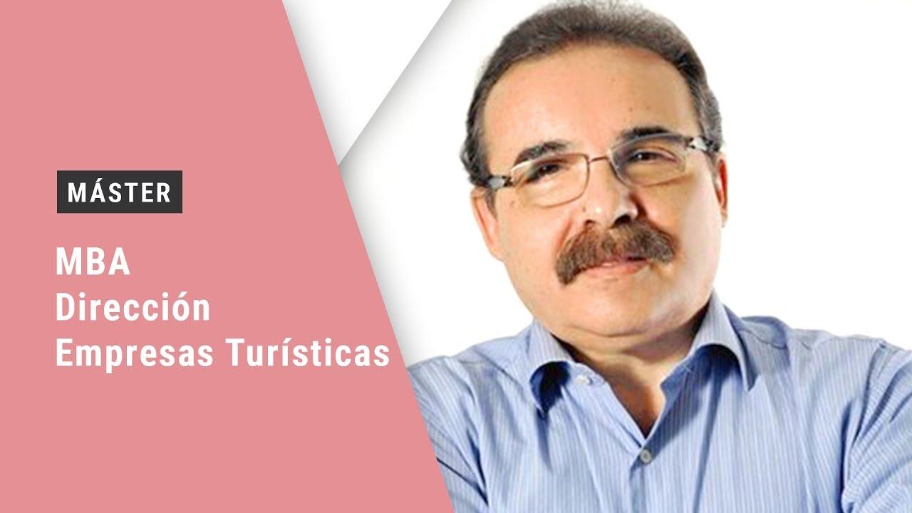MBA en Dirección de Empresas Turísticas