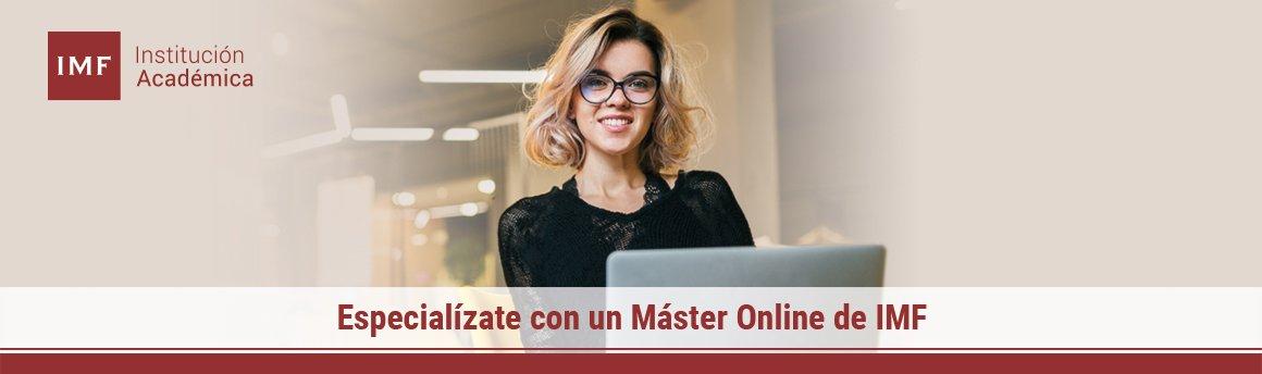 masters online marketing digital imf
