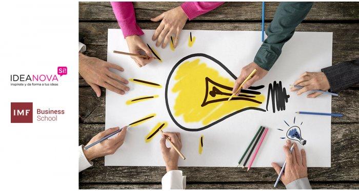 Design thinking para crear proyectos de innovación