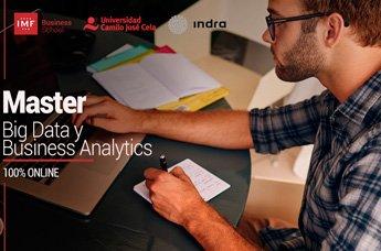 IMF Business School e Indra se unen para formar expertos en Big Data