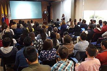 Ciclo de conferencias de IMF en Colombia