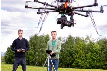 IMF imparte el Curso de Fotogrametría con Drones