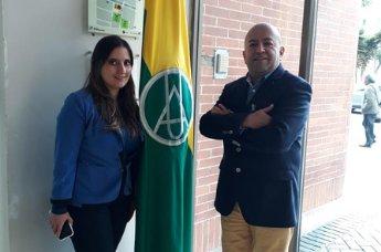 La Universidad América de la mano con IMF por la Internacionalización