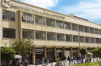 Nuevo convenio de colaboración con la Fundación Universitaria San Mateo