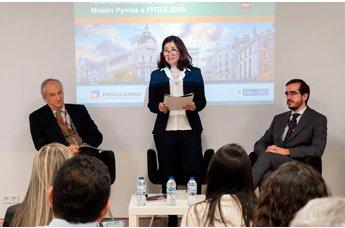IMF acoge el Programa de Turismo 'Misión Pymes a Fitur 2019'