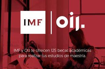 IMF lanza un Programa de Becas en colaboración con OIJ para estudiantes iberoamericanos