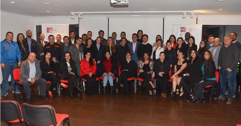 Encuentro de egresados IMF Business School en Bogotá