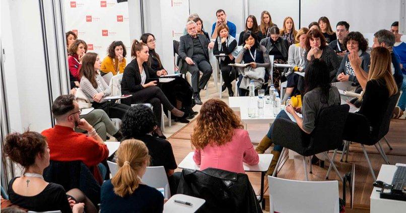 IMF participa en el congreso Leaders Woman Jaén