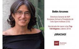 belen arcones top 100 mujeres lideres