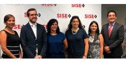Firma del acuerdo con SISE