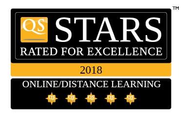 QS Stars de 5 estrellas en método online