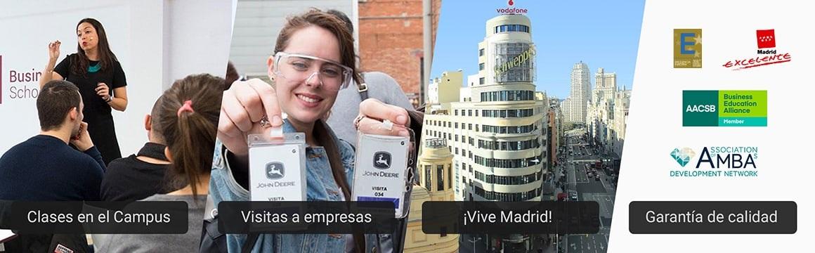 Ventajas de estudiar en Madrid